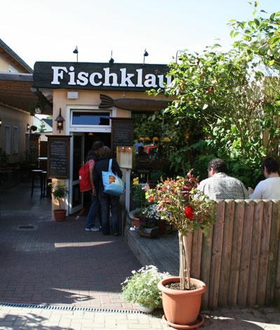 Die Fischklause in Göhren auf Rügen